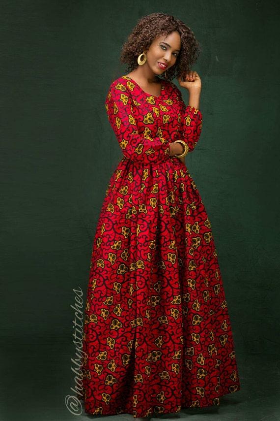african dresses