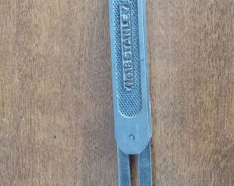 Vintage Stanley No. 18 Bevel Square