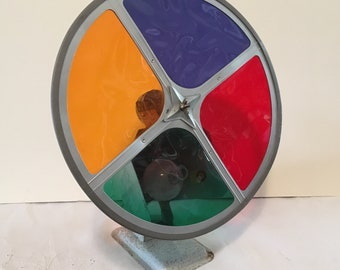 Color Wheel For Christmas Tree Etsy