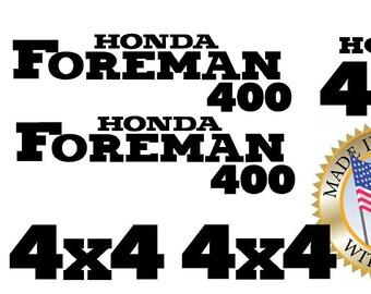 Il X Kc on 1986 Honda Fourtrax 250 Gas Tank