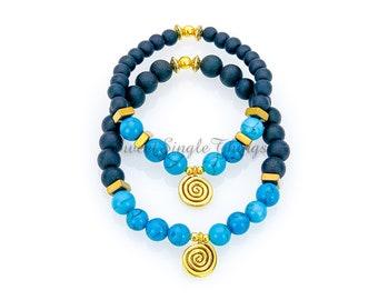 Partner bracelet, friendship bracelet, bracelet man, bracelet woman, couple bracelet, friendship, jewelry, gift, accessories, unique, gift