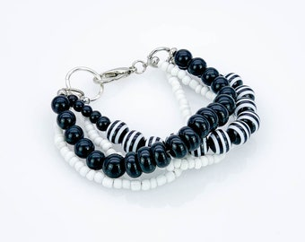 Bracelet, multi-row, multi-strand bracelet, beaded bracelet, charms bracelet, bracelet, multi-row, bangle, multi-wrap, jewelry, gift, poison
