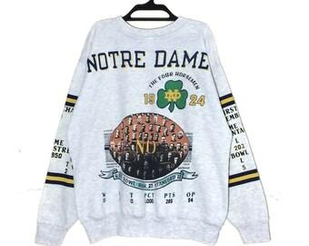 d976ca7ff Notre dame jacket | Etsy