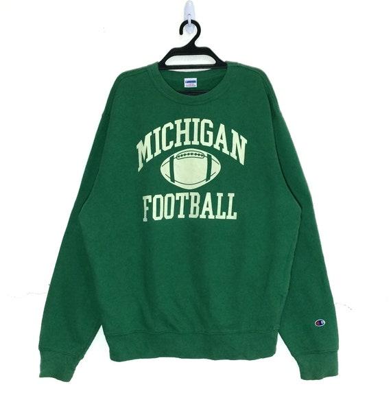 Rare!!! Vintage Champion Michigan Football sweatsh