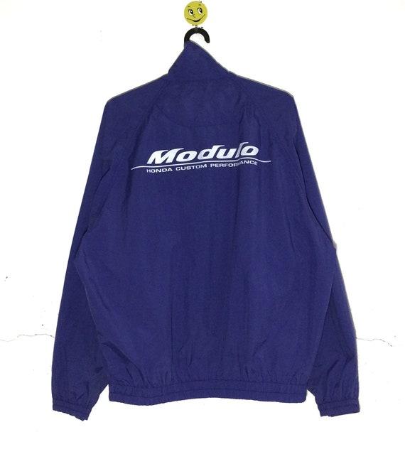 Rare!!! Vintage Honda MODULO Windbreaker Jacket Vt