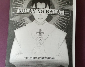 Kulay Ng Balat: The Third Confessions - a zine about race and ethnicity