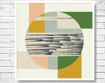 Wall art prints, art prints, Instant download, printable wall art, digital wall print, abstract print, printable art, downloadable wall art