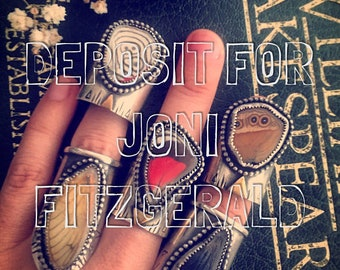Payment For Joni - Silver Ring