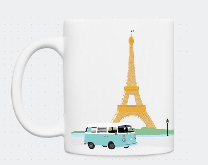 Mug van in Didouch Paris