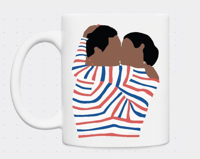 mug didouch kiss Black Kiss