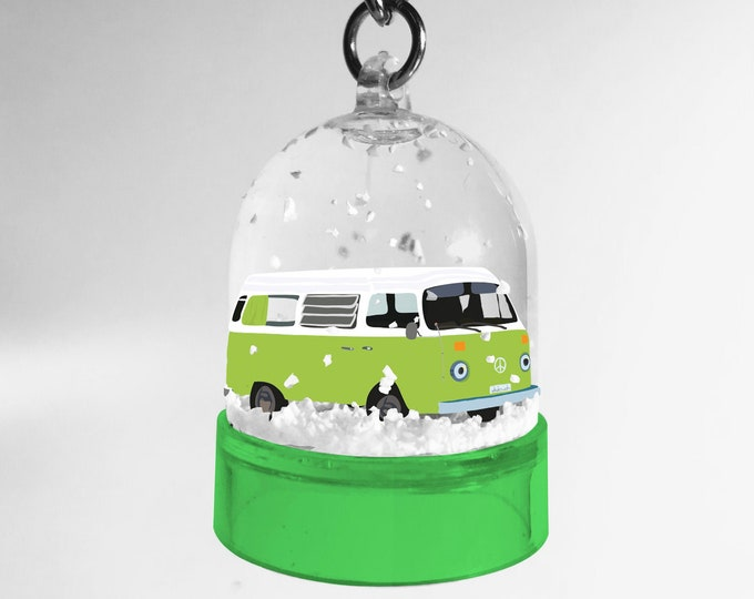 Snowball keyring van didouch