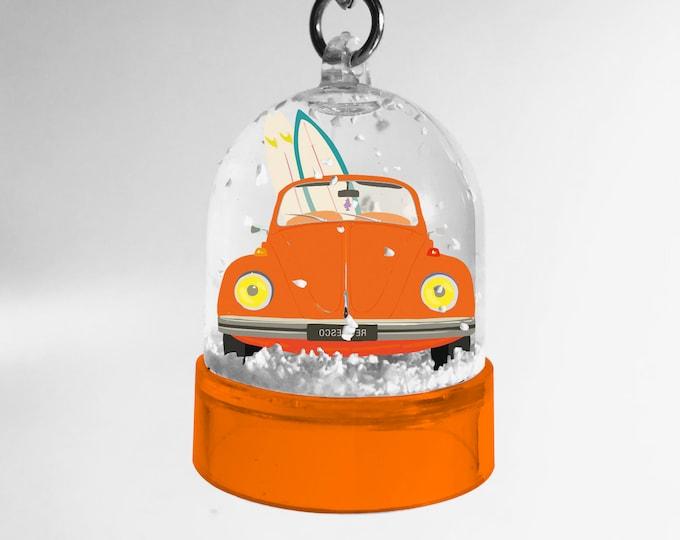 Snowball key holder Cox orange blue didouch