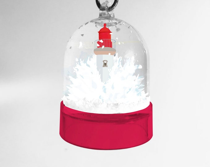 Keychain snowball flagship of didouch