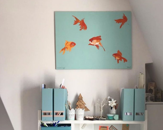 Table: didouch goldfish