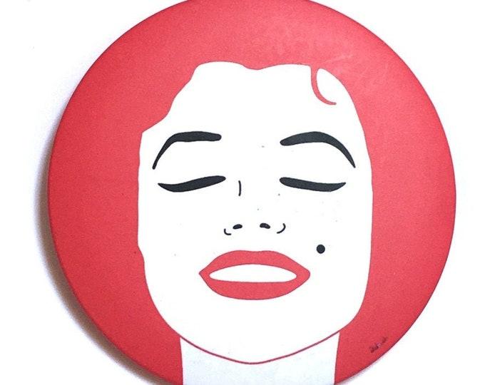 Mirror - 76 mm Marilyn Monroe