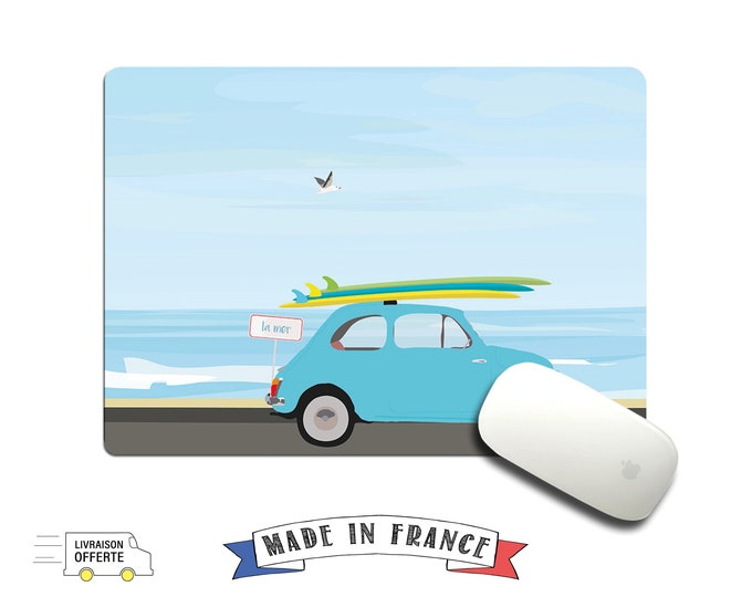Didouch mouse pad