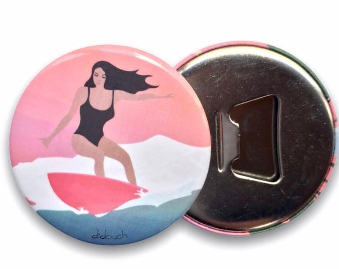 Surfer Decapsutter - Magnet didouch