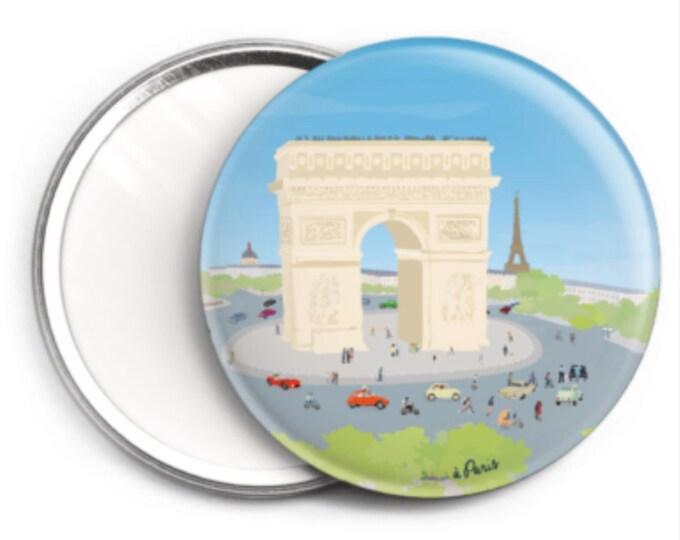 Mirror, Place de l'Etoile de didouch