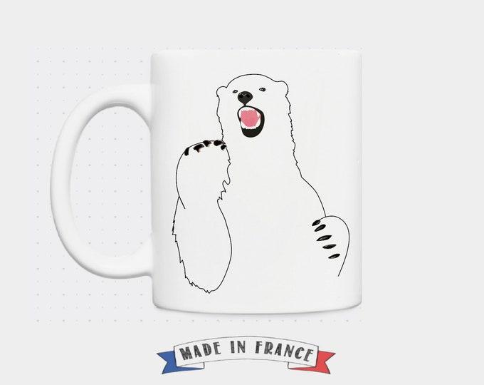 Didouch Polar Bear Mug