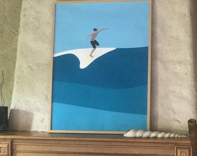 Didouch rider art print