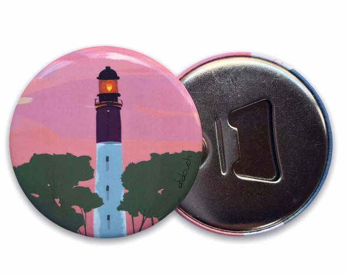 Lighthouse of the ferret Decapsuleur - Magnet didouch