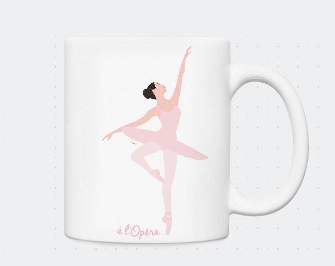 ballerina didouch mug