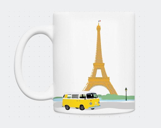 mug didouch Ttour Eiffel