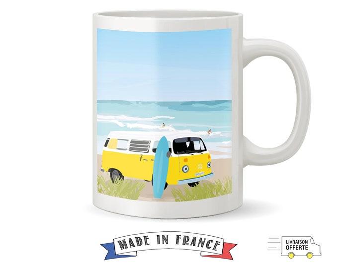 mug didouch: beach