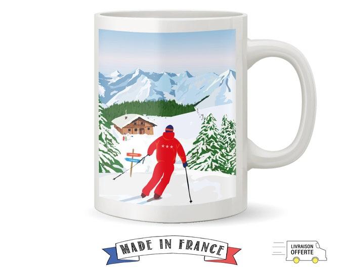 mug didouch: on the mountain