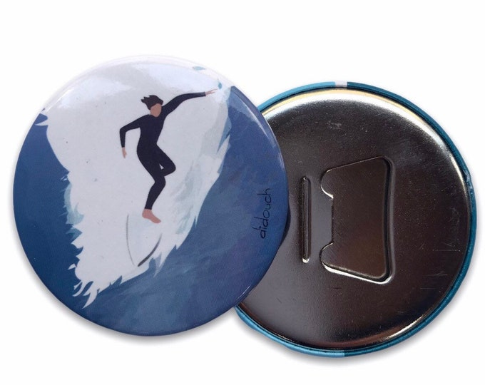 Surfer Decapsuleur - Magnet didouch
