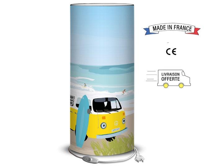 Lamp didouch: beach