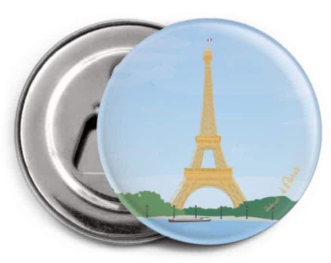 Stripper - Magnet didouch: Paris Eiffel