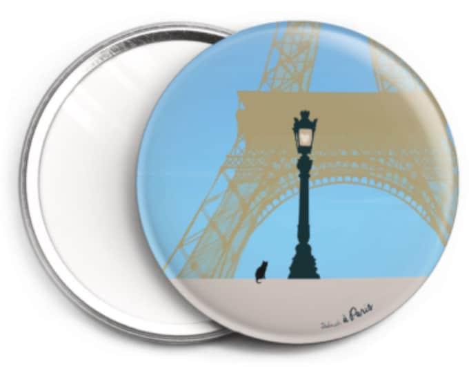 Mirror, didouch in Paris