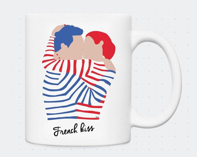 Mug doouch French kiss