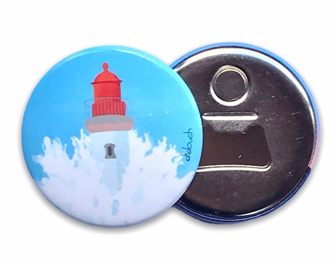 Red Lighthouse Decapsor - Magnet didouch