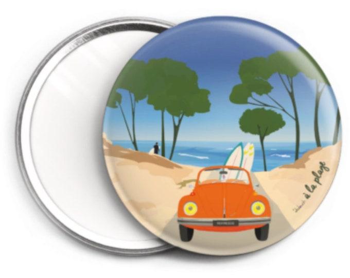 Mirror, cox a la playa de didouch