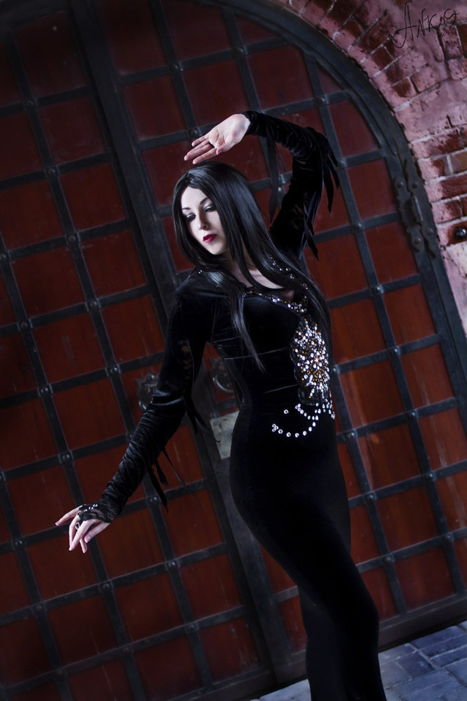 Morticia Addams Costumes for Women Page Two