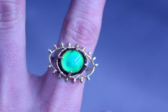 third eye mood ring