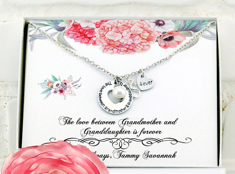 Grandma Christmas Gift For Personalized
