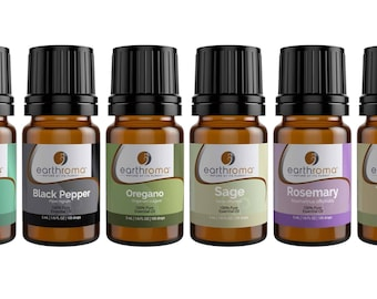 Herbal Essential Oil Gift Set (6 Pack)
