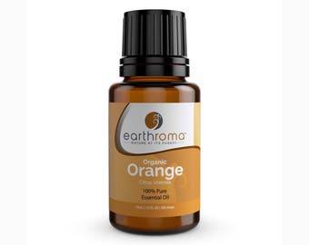 Orange (Organic) Essential Oil