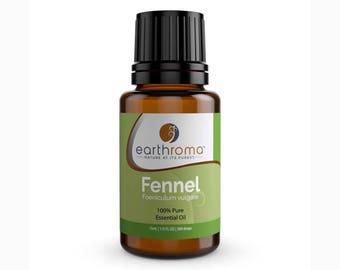 Fennel Essential Oil   5 mL   15 mL   30 mL   100% Pure Therapeutic Grade