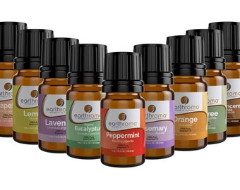Starter Essential Oil Gift Set (9 Pack)