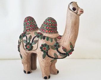 Camel Sculpture Etsy