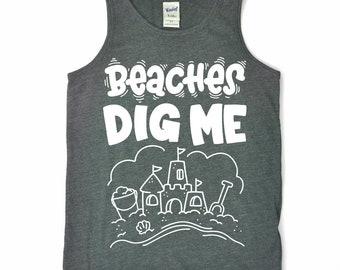 1e28772f Beach shirt, kids tank top, boys tank, toddler tank, Beach Mode, Summer  tank, beach life, baby tank, kids shirt, graphic tee, funny kids tee
