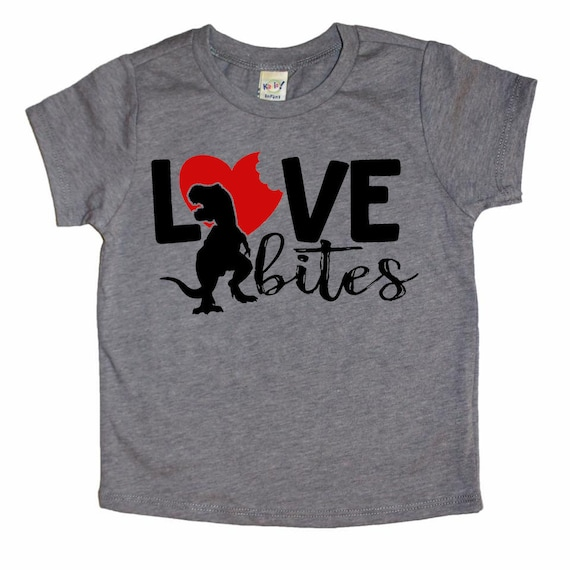 Kids Valentine S Day Shirt T Rex Shirt Boys Shirt Girls Etsy