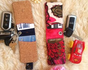 Card pouch-Ammu Handy Card Pouch