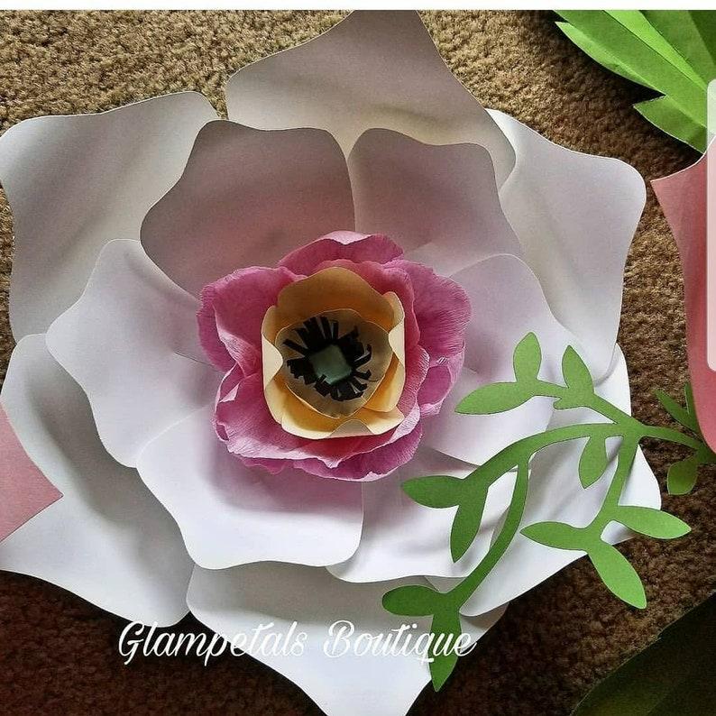 Garden Glam Paper flower,Nursery decorPartybackdropPaperflower decorationsRoom decor