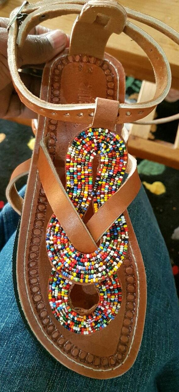 maasai gladiator sandals