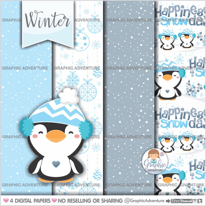 photograph about Penguin Pattern Printable known as Wintertime Printable Paper, Winter season Habit, Winter season Penguin Behavior, Professional Hire, Xmas Electronic Papers, Winter season Reward Wrap, Electronic Paper